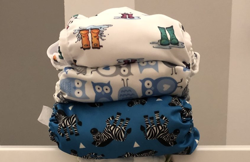 All-in-One nappies (AIO)