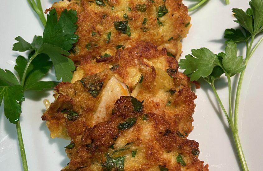 Chicken Pataniscas (patties)